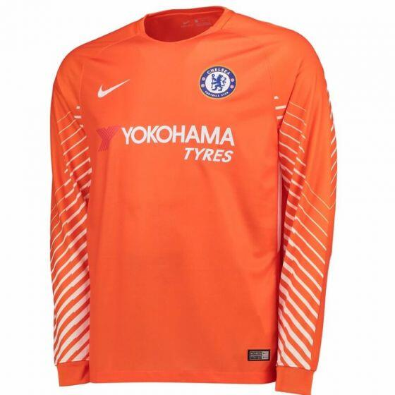 Men's Chelsea Orange Orange Custom Soccer Jersey Shirt