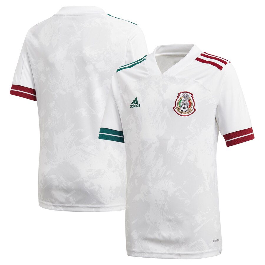 Men's Mexico National Team 2020 Away Soccer Jersey