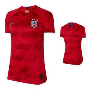 Women's USA Red 2019 World Cup FIFA Jersey