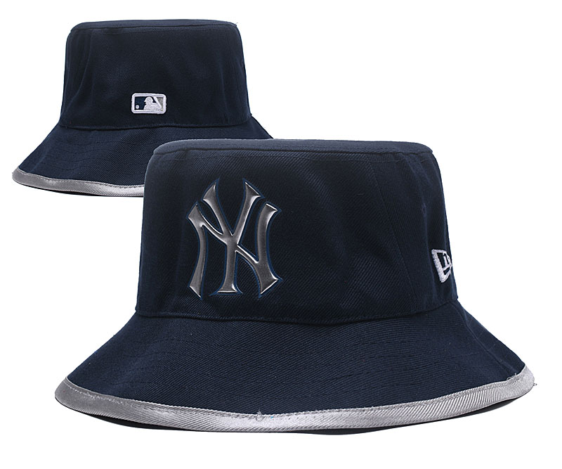 MLB New York Yankees Stitched Snapback Hats 005