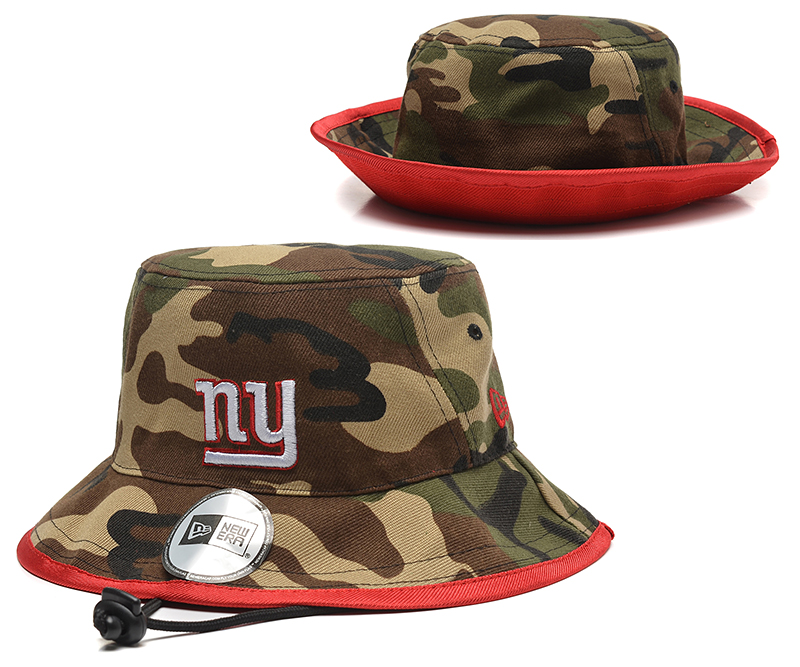 NFL New York Giants Stitched Bucket Fisherman Hats 030