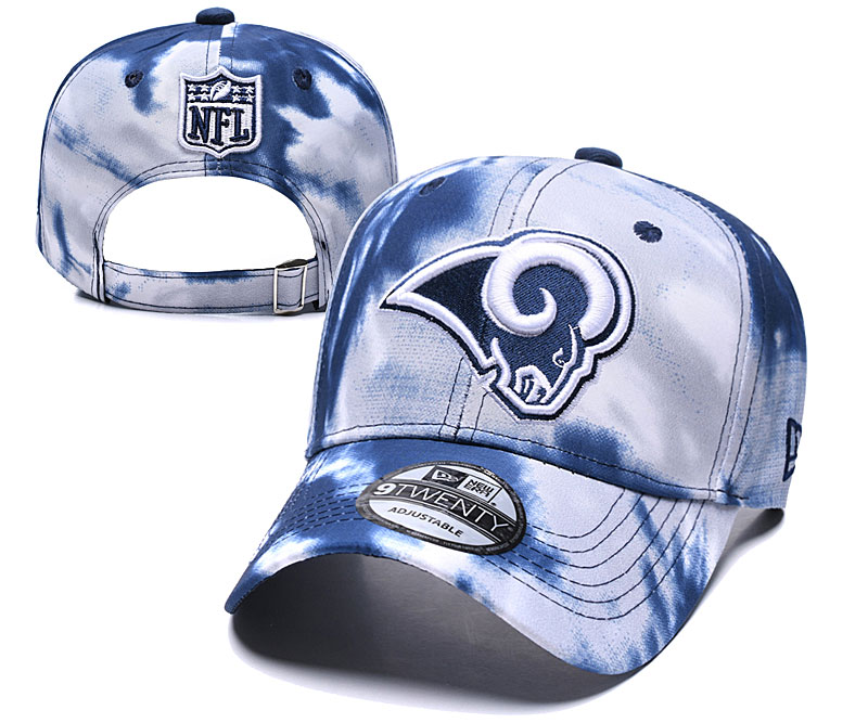 NFL Los Angeles Rams Stitched Snapback Hats 011