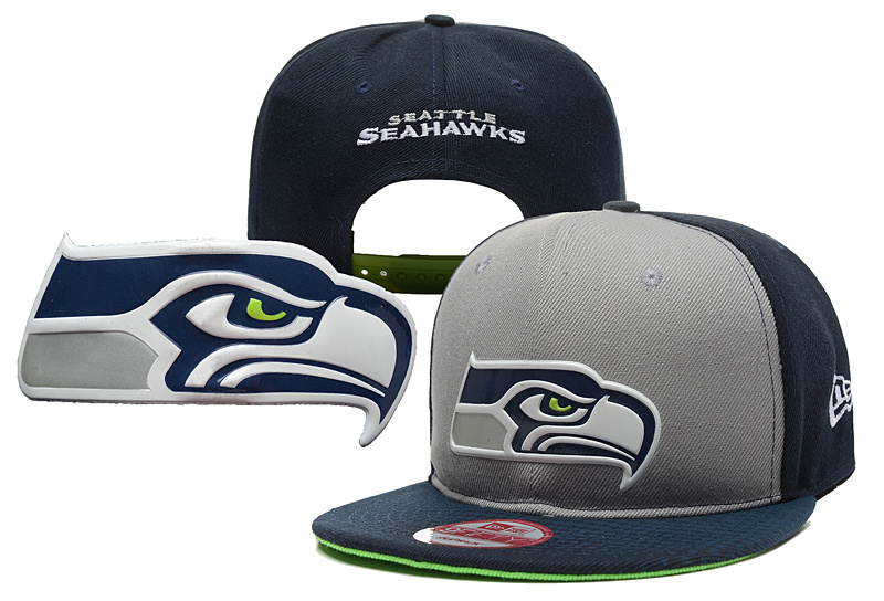 NFL Seattle Seahawks Stitched Snapback Hats 012