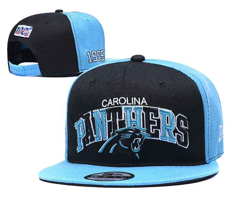 NFL Carolina Panthers Stitched Snapback Hats 030