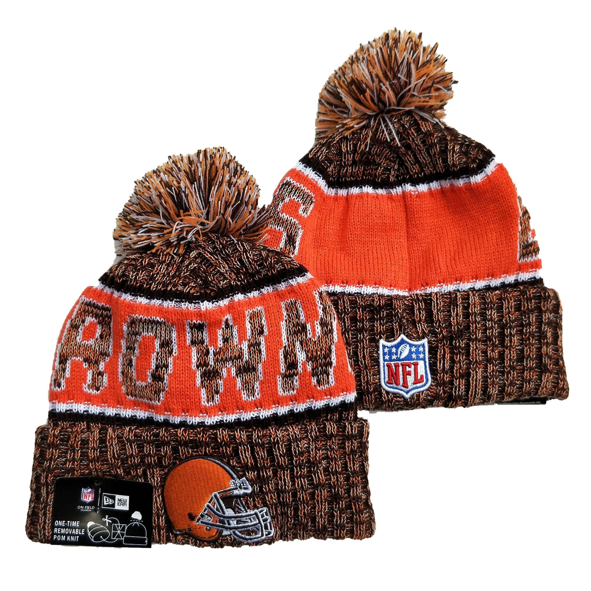 Cleveland Browns Knit Hats 045