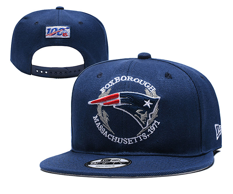 NFL New England Patriots Stitched Snapback Hats 013