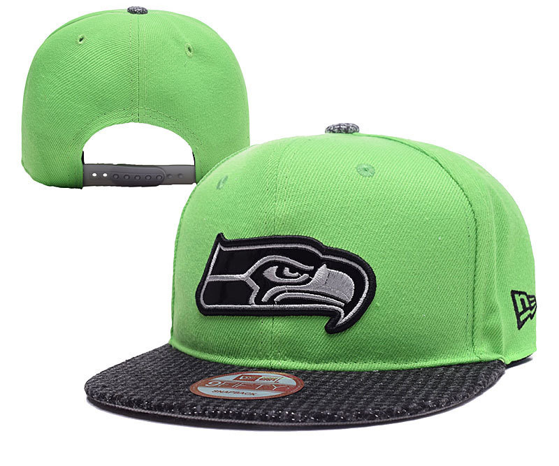 NFL Seattle Seahawks Stitched Snapback Hats 014