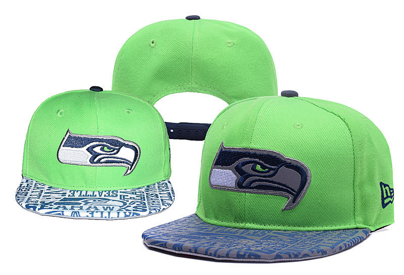 NFL Seattle Seahawks Stitched Snapback Hats 017