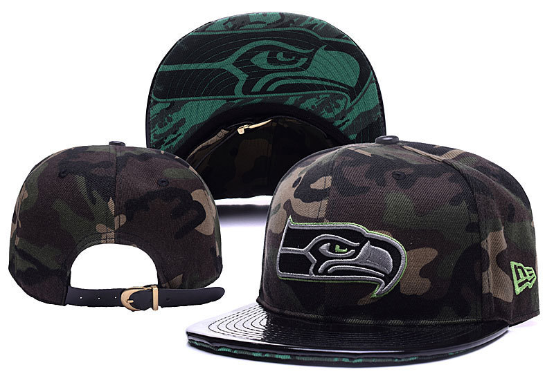 NFL Seattle Seahawks Stitched Snapback Hats 018