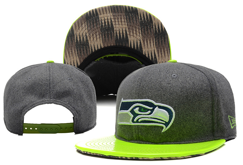 NFL Seattle Seahawks Stitched Snapback Hats 019