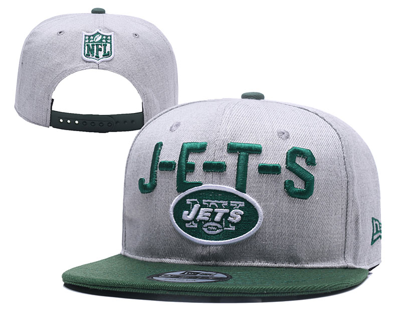 NFL New York Jets Stitched Snapback Hats 002