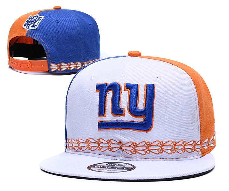 NFL New York Giants Stitched Snapback Hats 002