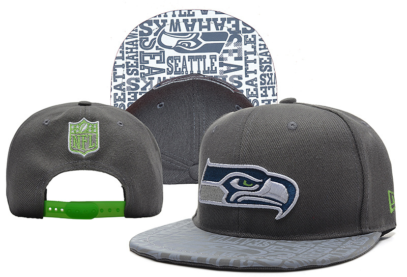 NFL Seattle Seahawks Stitched Snapback Hats 021