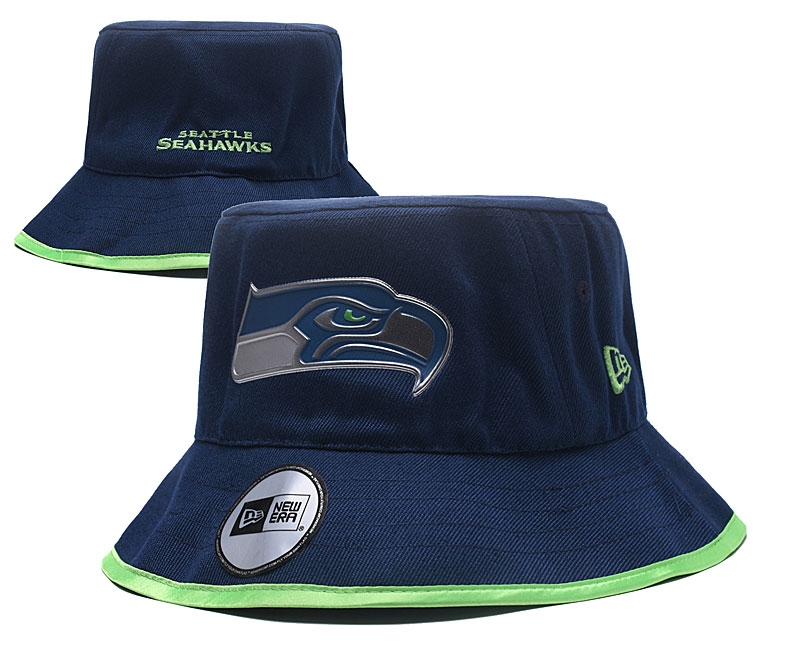 NFL Seattle Seahawks Stitched Bucket Fisherman Hats 049