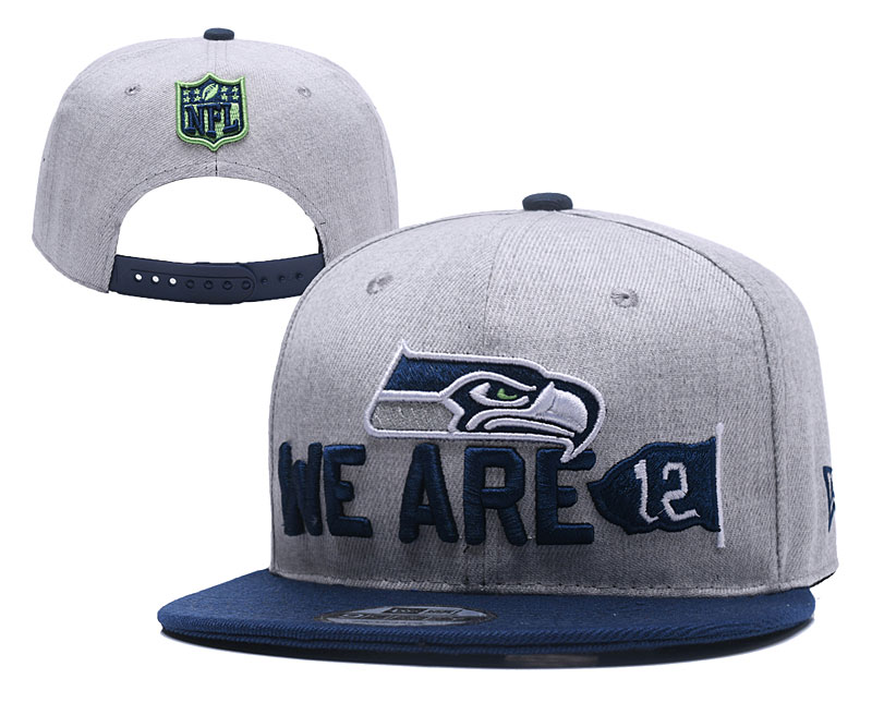 NFL Seattle Seahawks Stitched Snapback Hats 025