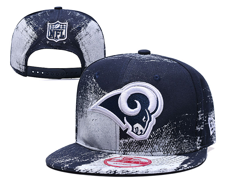 NFL Los Angeles Rams Stitched Snapback Hats 013