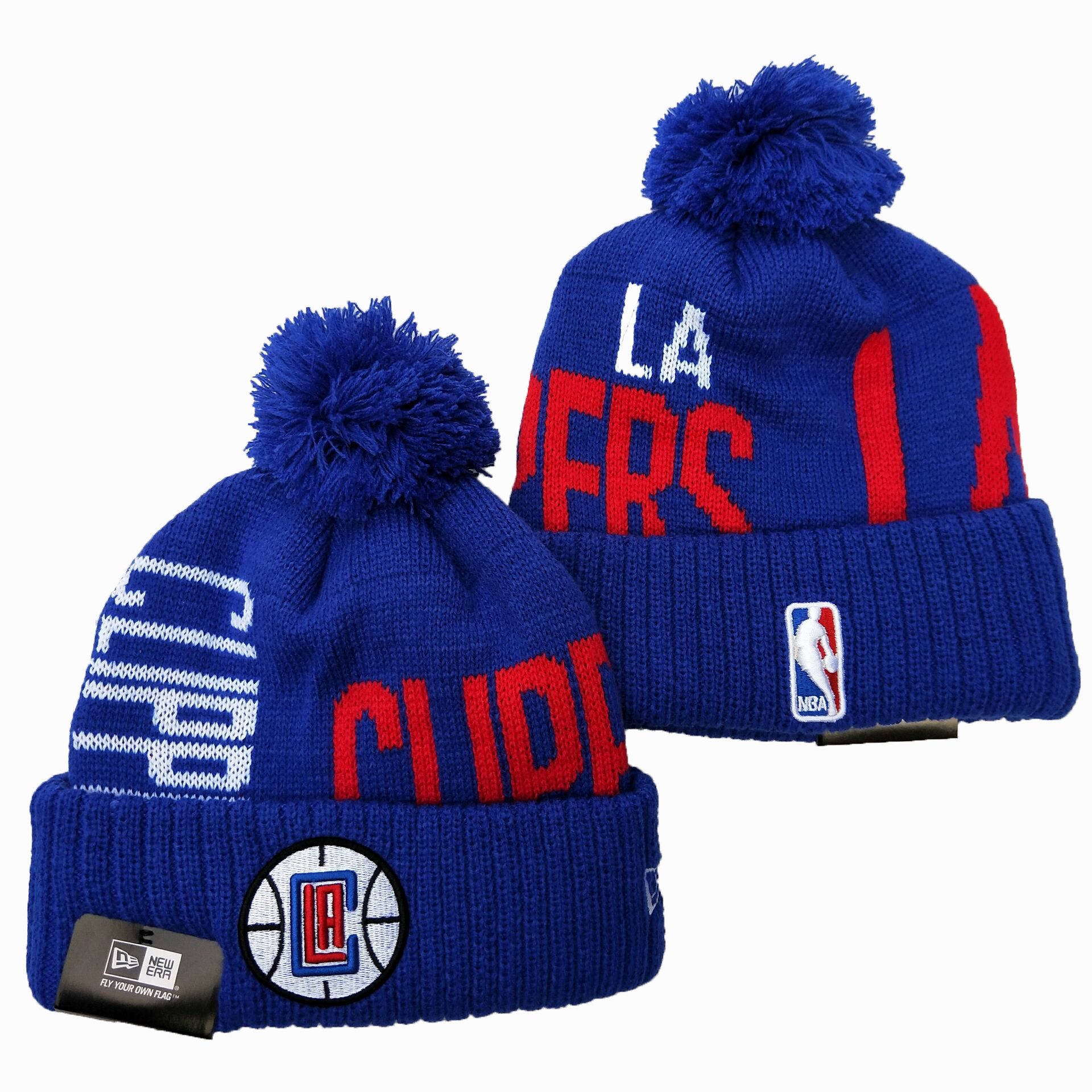 NBA Los Angeles Clippers 2019 Knit Hats 004