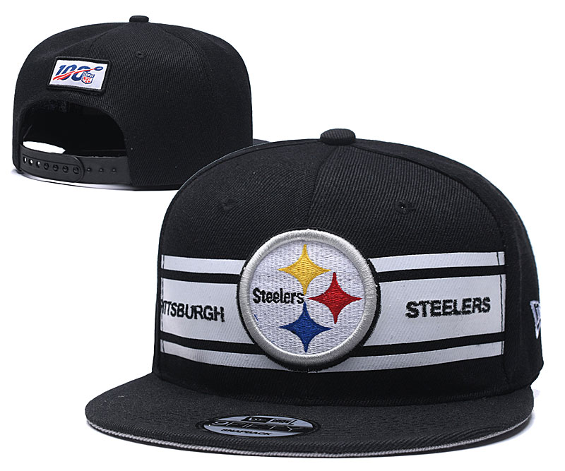 NFL Pittsburgh Steelers Stitched Snapback Hats 033