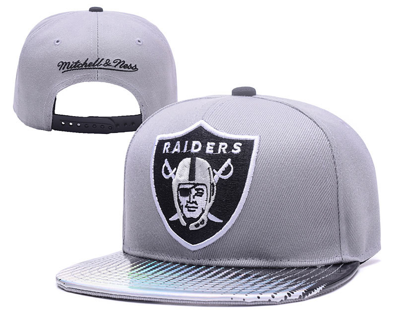 NFL Oakland Raiders Stitched Snapback Hats 006