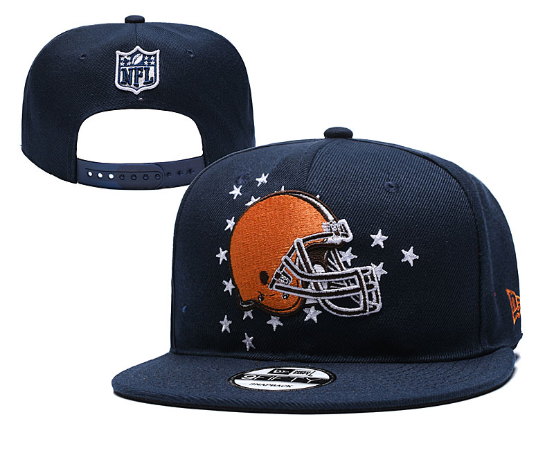 NFL Cleveland Browns Stitched Snapback Hats 007