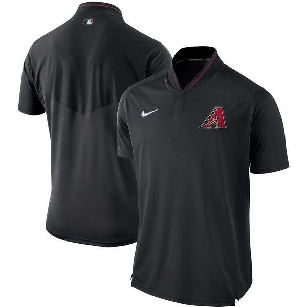 8457ea6dc ... White Flexbase Stitched MLB Jersey.  22.50. Men s Arizona Diamondbacks  Black Authentic Collection Elite Performance Polo