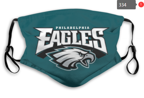 Eagles Face Mask 001 Filter Pm2.5 (Pls check description for details)