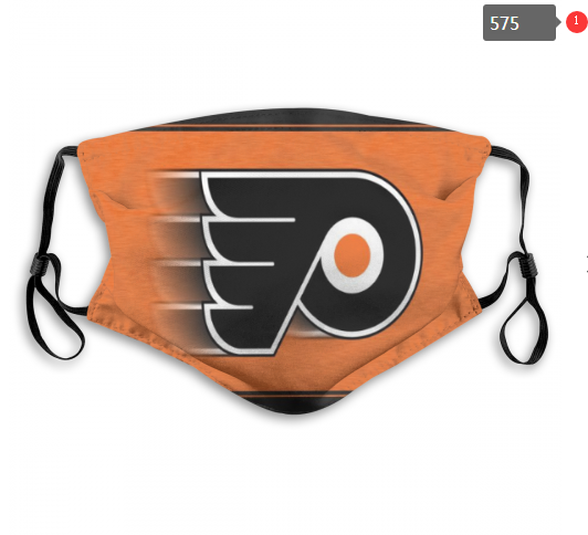 Philadelphia Flyers Face Mask 002 Filter Pm2.5 (Pls check description for details)