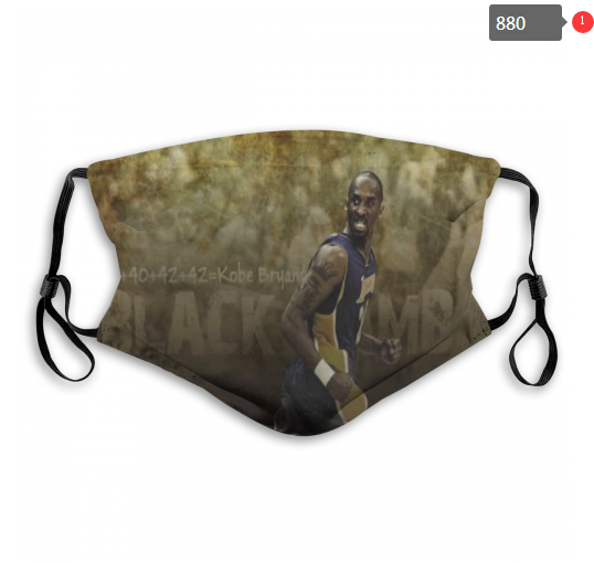 Los Angeles Lakers Face Mask 880 (Pls check description for detailed info)