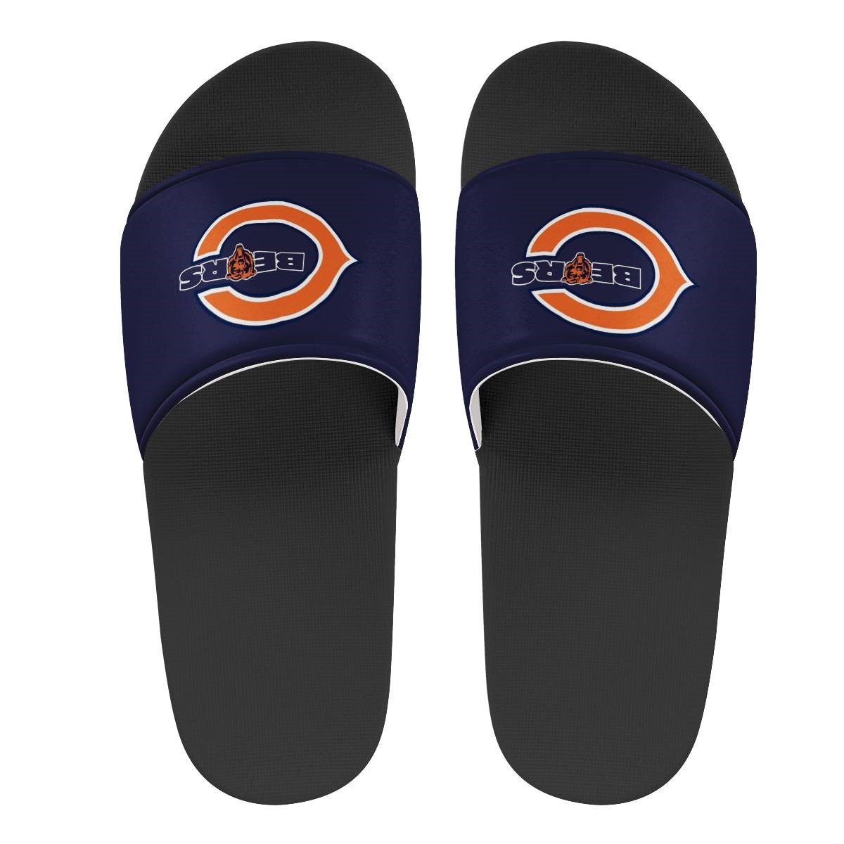 Youth Chicago Bears Flip Flops 001