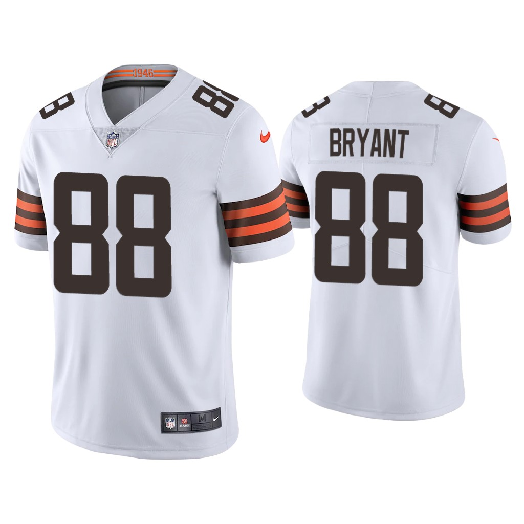 Men's Cleveland Browns #88 Harrison Bryant New White Vapor Untouchable Limited Stitched Jersey