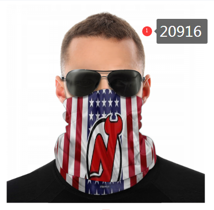 New Jersey Devils Variety Face Scarf 20916(Pls check description for details)