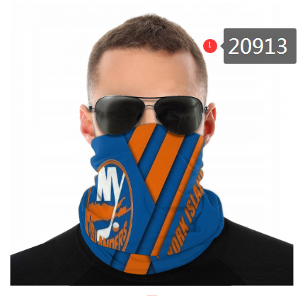 New York Islanders Variety Face Scarf 20913(Pls check description for details)