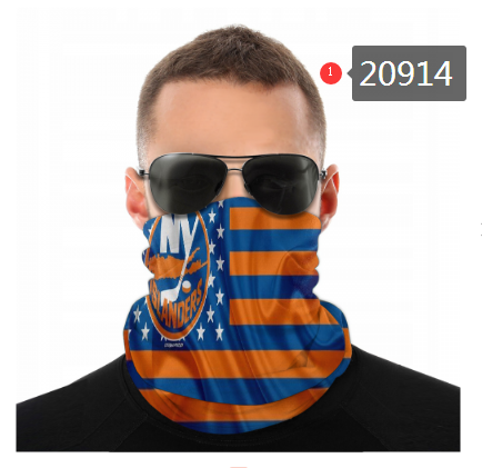 New York Islanders Variety Face Scarf 20914(Pls check description for details)