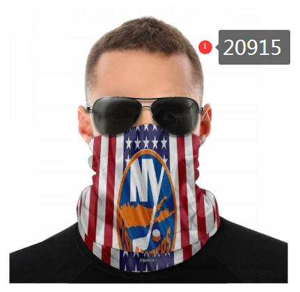 New York Islanders Variety Face Scarf 20915(Pls check description for details)