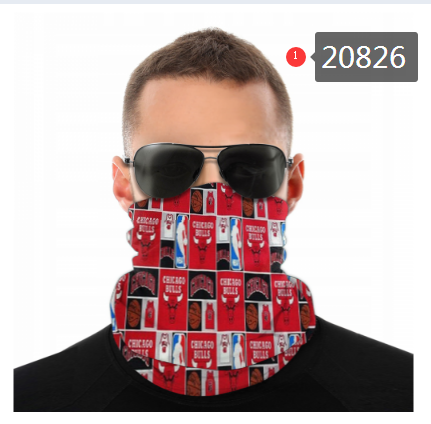Chicago Bulls Variety Face Scarf 20826(Pls check description for details)