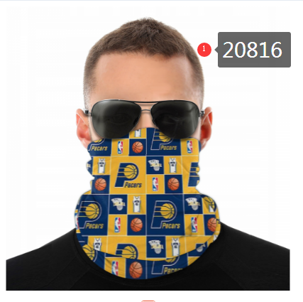 Indiana Pacers Variety Face Scarf 20816(Pls check description for details)
