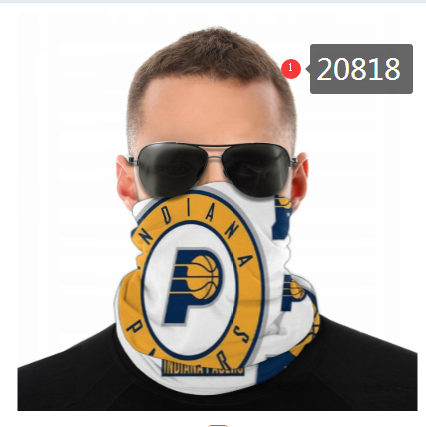 Indiana Pacers Variety Face Scarf 20818(Pls check description for details)