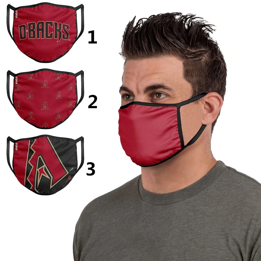 Arizona Diamondbacks Sports Face Mask 001 Filter Pm2.5 (Pls check description for details)