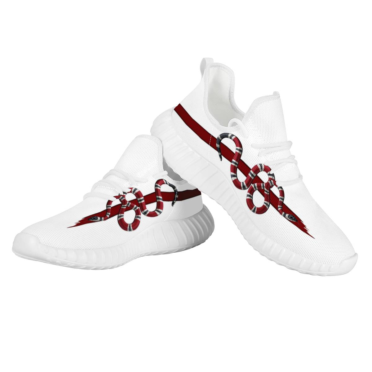 Men's Arizona Diamondbacks Mesh Knit Sneakers/Shoes 001
