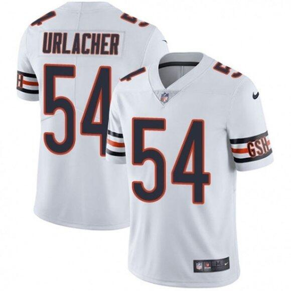 Men's Chicago Bears #54 Brian Urlacher White Vapor untouchable Limited Stitched Jersey