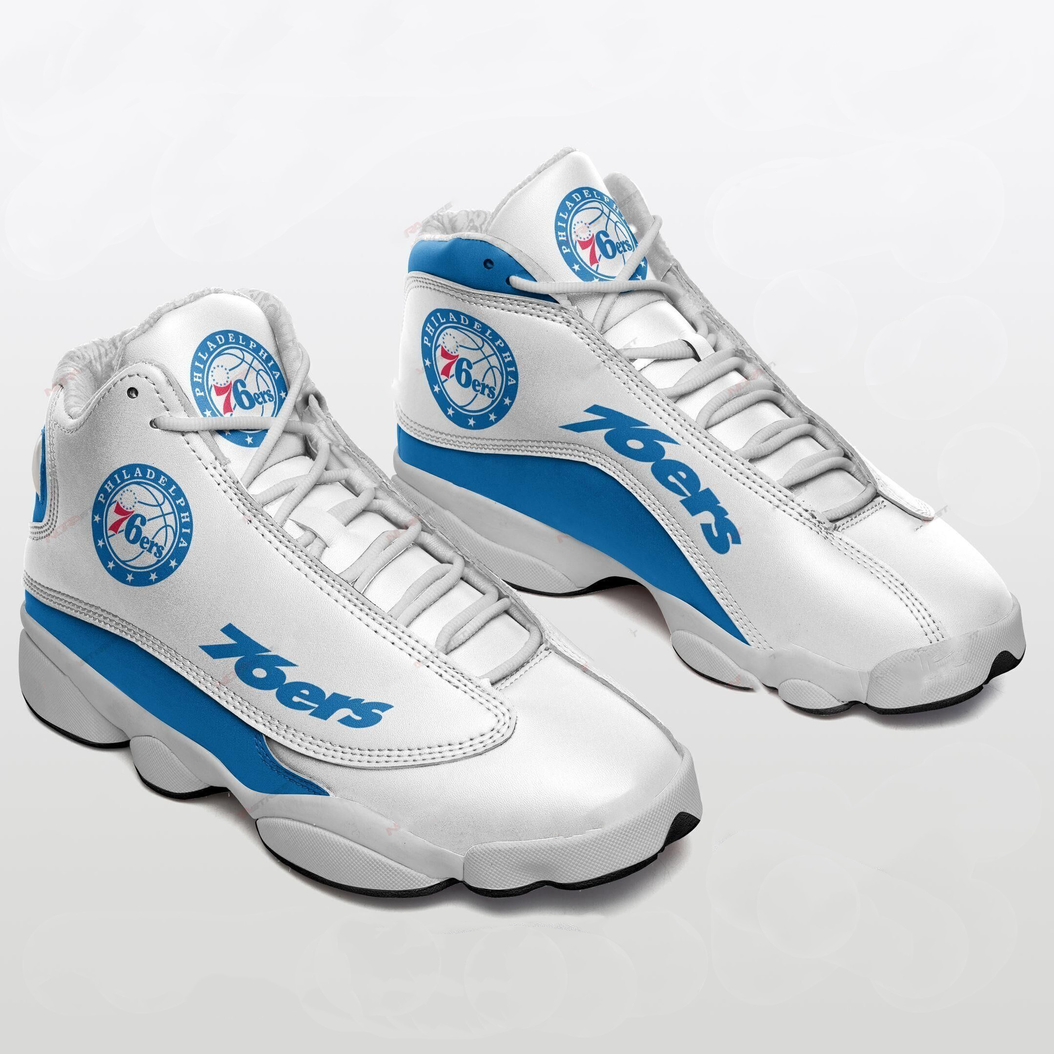 Women's Philadelphia 76ers Limited Edition JD13 Sneakers 001