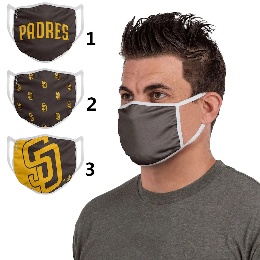 San Diego Padres Sports Face Mask 001 Filter Pm2.5 (Pls check description for details)