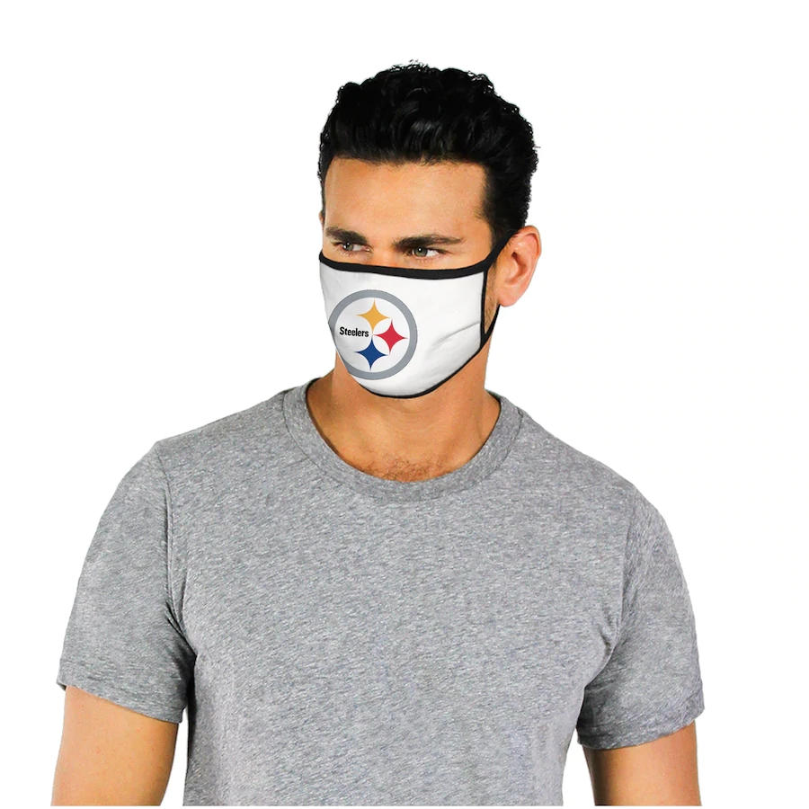 Steelers Face Mask 2020002 Filter Pm2.5 (Pls check description for details)
