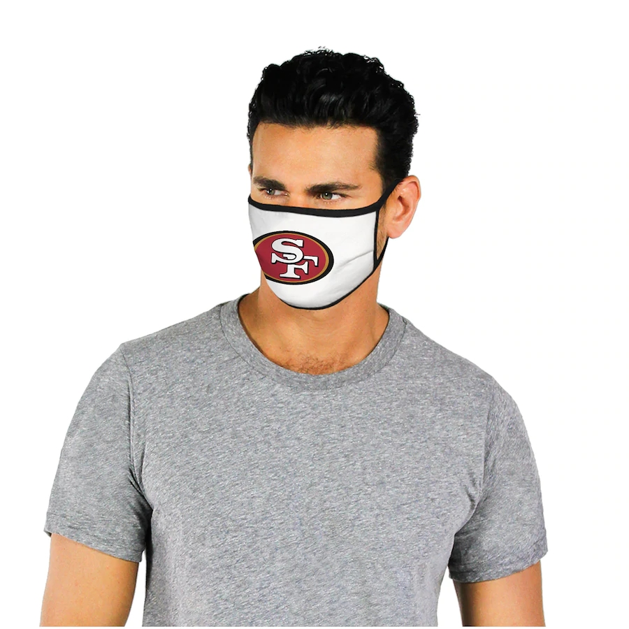 49ers Face Mask 2020002 Filter Pm2.5 (Pls check description for details)