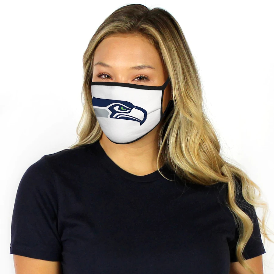 Seahawks Face Mask 2020001 Filter Pm2.5 (Pls check description for details)