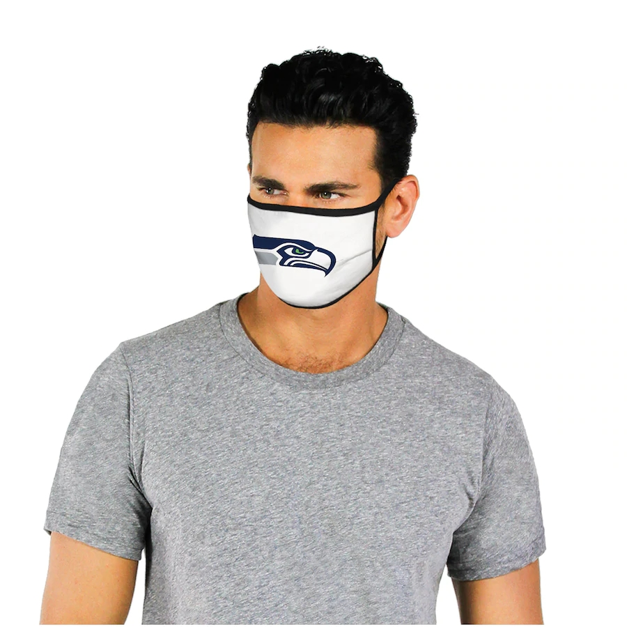 Seahawks Face Mask 2020002 Filter Pm2.5 (Pls check description for details)