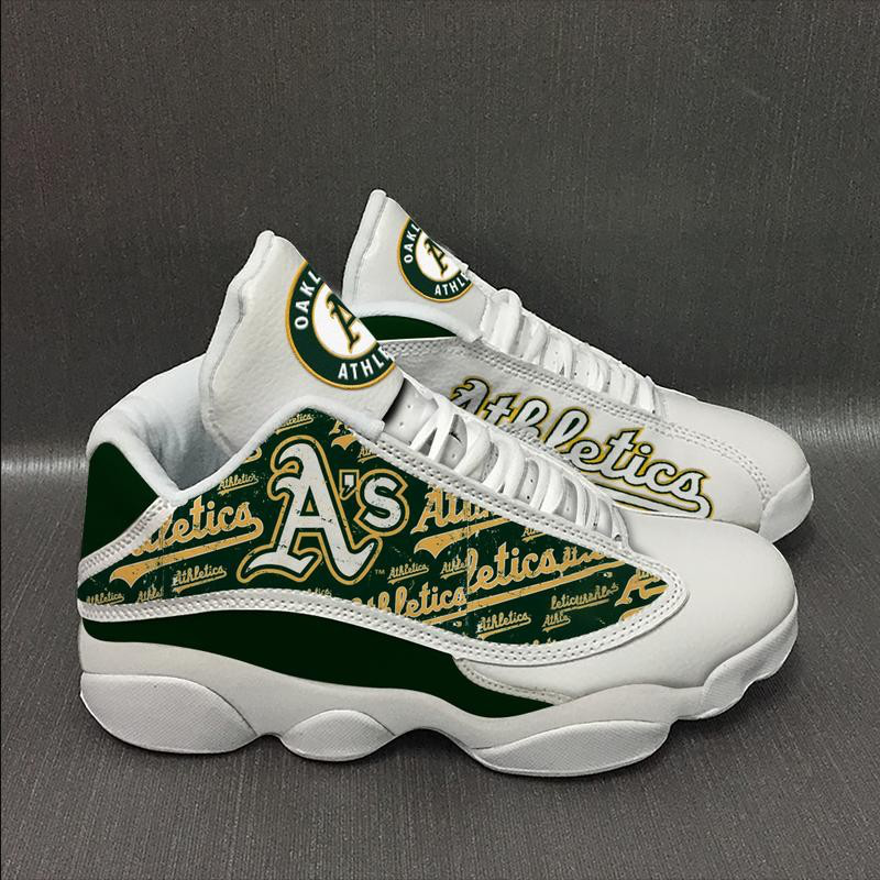 Men's Oakland Athletics Limited Edition JD13 Sneakers 002