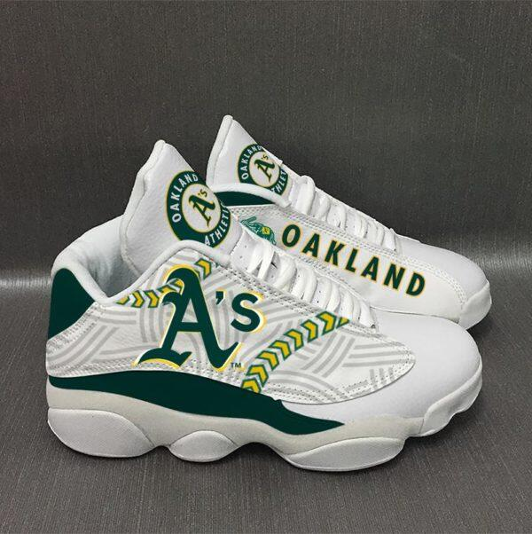 Men's Oakland Athletics Limited Edition JD13 Sneakers 001