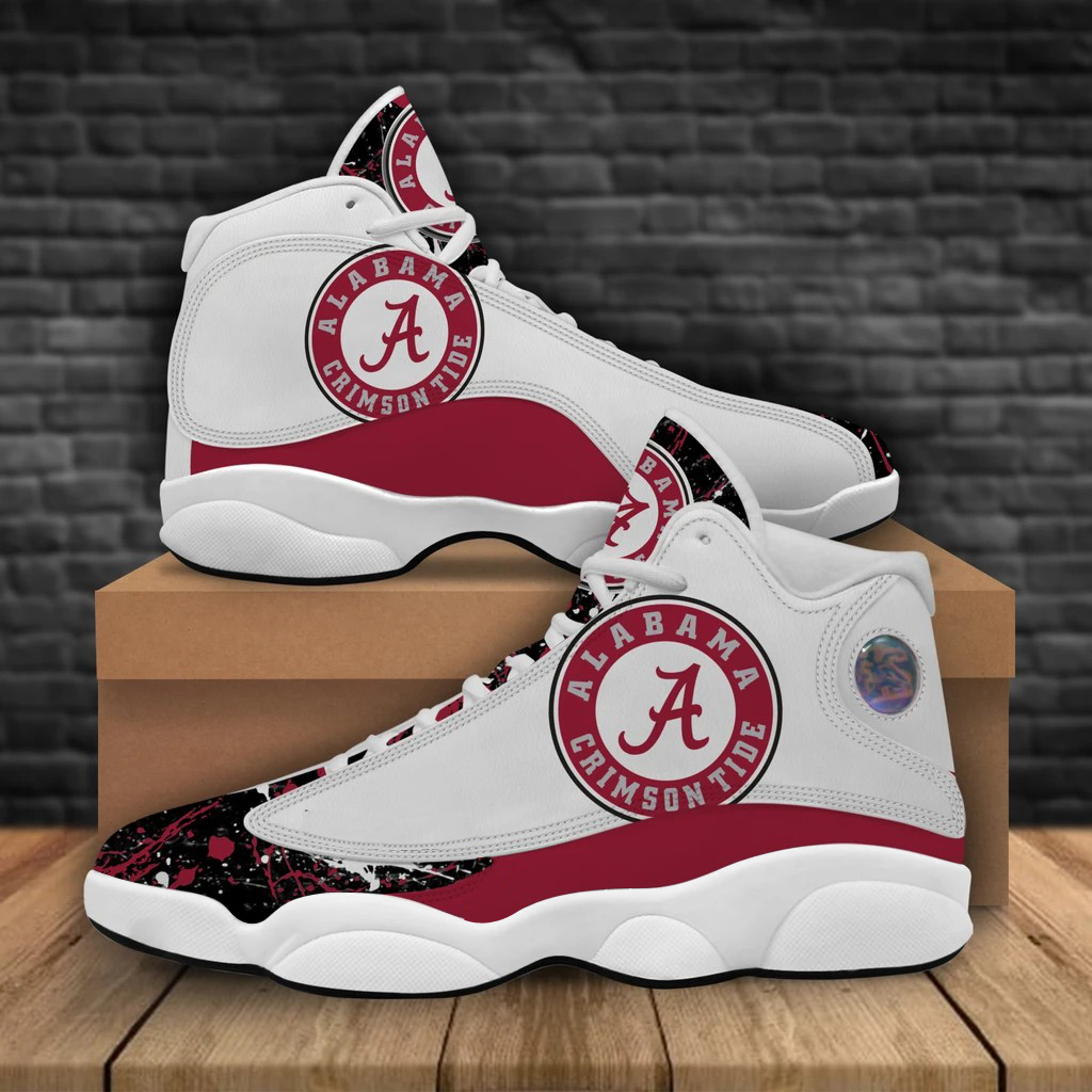 Women's Alabama Crimson Tide Limited Edition JD13 Sneakers 001