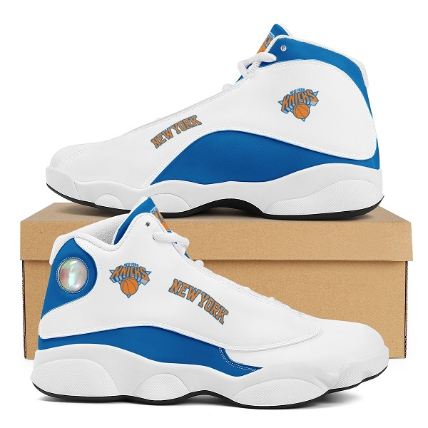 Women's New York Knicks Limited Edition JD13 Sneakers 001